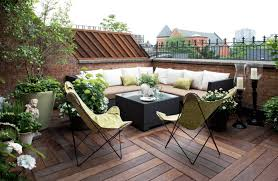 Bench For Balcony Outdoor Deck Ideas Inspiration For A Beautiful Backyard