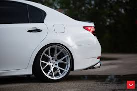 silver lexus 2016 lexus gs350 vfs 6 silver vossen wheels 2016 1018