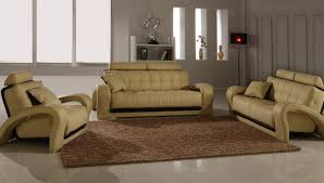 Living Room Furniture Packages 100 Beautiful Sofa Sets Brown Bycast Leather U0026 Chenille