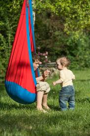 joki outdoor weatherproof spider hanging nest hammock for children