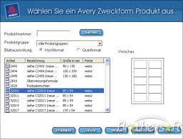 zweckform design pro free avery zweckform assistent avery zweckform assistent