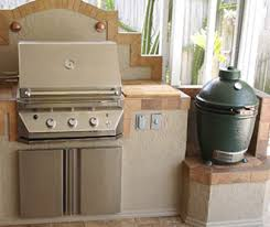 Green Egg Kitchen - big green egg u2013 fireplace gallery