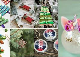 awesome diy ornaments that cost next to nothing