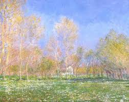 10 sublime springtime paintings from claude monet u2013 5 minute history