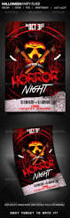 halloween party flyer v3 by satgur graphicriver