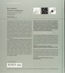 bio inspired artificial intelligence theories methods and