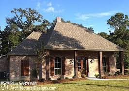 southern house plans gracious southern house plan 56370sm architectural designs