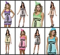 Crayon Halloween Costume Group Costumes Girls Halloween Costumes Blog