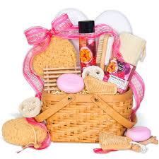spa baskets spa gift baskets by gourmetgiftbaskets