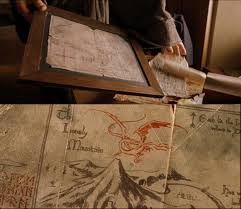 The Hobbit Map The Hobbit U201d Trailer Totally Looks Like U2026 Pagelady