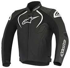 best jackets for bikers alpinestars jaws perforated leather jacket revzilla