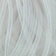 iridescent ribbon deco flex tubing ribbon white iridescent 30 yards re300132