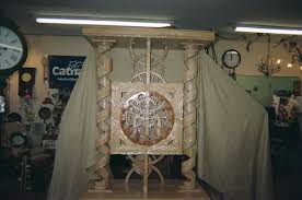 hand crafted collection landry hemingway by grandfather clocks