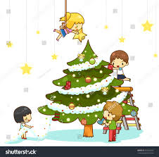 cartoon kids children boy friends stock vector 345323795