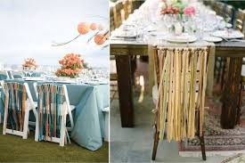 chair ribbons wedding trends ribbon galore 15 new and classic forms