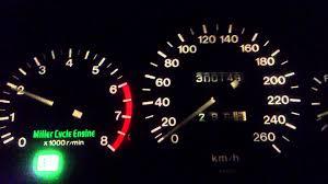 mazda xedos mazda xedos 9 2 3 miller 1997 0 100 km h youtube