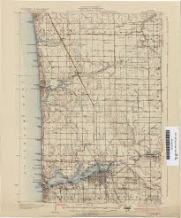 U Of M Map Historical Topographic Maps Perry Castañeda Map Collection Ut