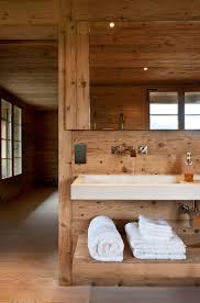 furnitures contemporary white washbasin on wooden wall wooden