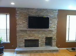 100 fireplace with glass tile decoration family room design