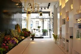 flower store bos bloemen flower store by juma architects ghent belgium