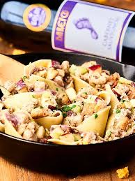 turkey mushroom gravy recipe just holiday stuffed shells recipe pasta w potatoes stuffing gravy