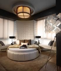 chambre adulte luxe design interieur idée chambre adulte luxe lit rond tête lit