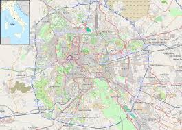 Map Of Rome Italy by File Location Map Italy Rome Png Wikipedia