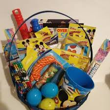 mickey mouse easter basket other mickey mouse easter basket poshmark