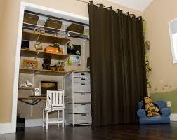 Cloth Closet Doors Fascinating Closet Door Ideas Suggestions For Modern Home Design
