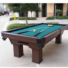 caesar outdoor pool table aminis