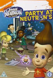 the adventures of jimmy neutro jimmy neutron boy genius party at neutrons dvd amazon co uk