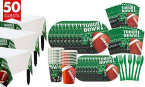 football decorations football party supplies party city