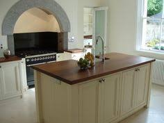 bespoke kitchen island chunky rustic curved kitchen island made in kitchen