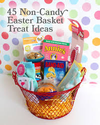 filled easter baskets for kids creatively 45 non candy easter treats for lil kids