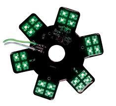 peterbilt air cleaner lights universal air cleaner star led lights