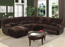 sofa reclining sofa with chaise sectional couch leather