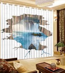 online get cheap 3d curtain waterfall aliexpress com alibaba group