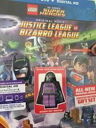 lego movie justice league vs lego dc comics duper heroes justice league vs bizarro league