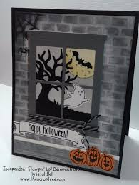 stampin u0027 up 2016 holiday catalog spooky fun stamp set and