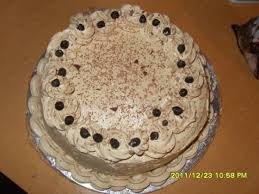 mocha cake just like goldilocks countybakermom