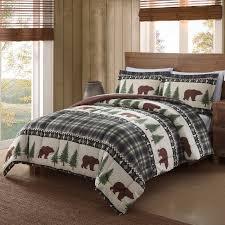 Northern Lights Comforters Remington Boucher Woods Comforter Set U0026 Reviews Wayfair