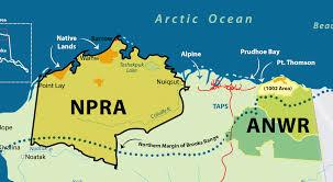 Alaska Pipeline Map by Alaska