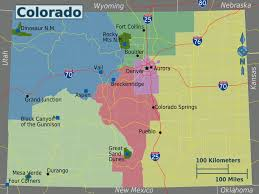 Colorado Casinos Map by Large Colorado Maps For Free Download And Print High Resolution