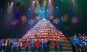 joyful voices choir portland u0027s singing christmas tree