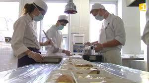 bac professionnel cuisine les bac pro découvrent la cuisine commerciale et