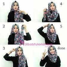 tutorial jilbab remaja yang simple 4 cara memakai jilbab pashmina terbaru mudah untuk para remaja