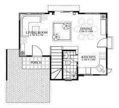 Modern Home Floor Plans Designs Modern House Designs Such As Mhd 2012004 Has 4 Bedrooms 2 Baths