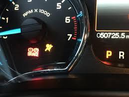 ford f150 airbag light replacement airbag warning light www lightneasy net