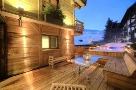 chalet deer ski megeve france ultimate luxury chalets
