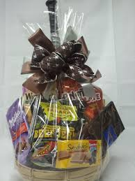 fathers day basket candy
